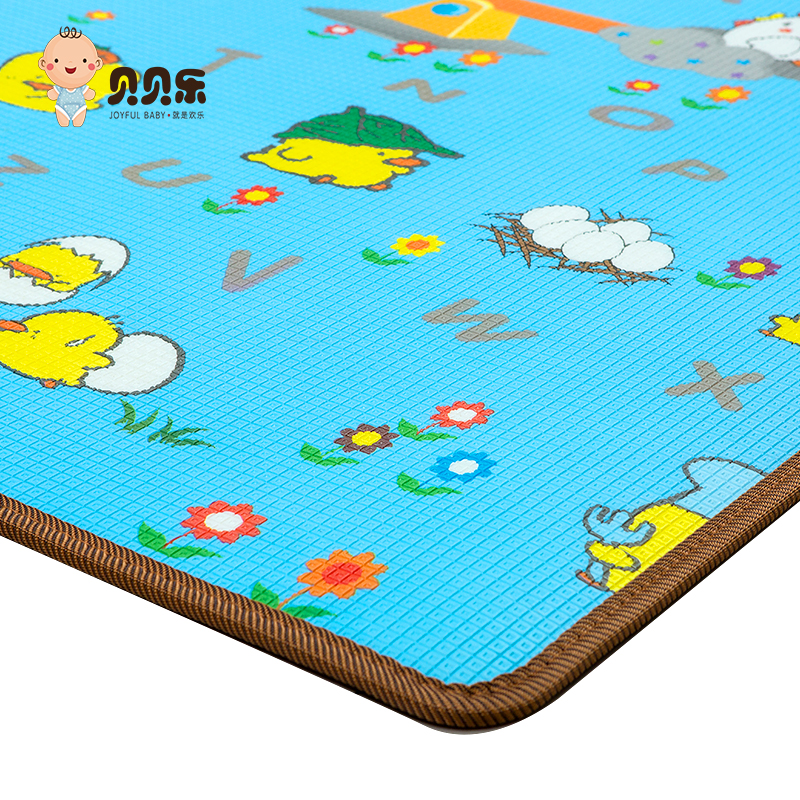 Professional order natural non-polluting baby mat animal