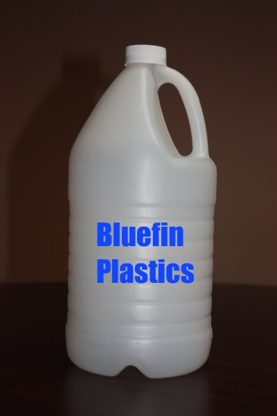 HDPE and PET Bottle