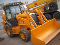 XCMG used Excavating loaders 4CX 3CX for sale