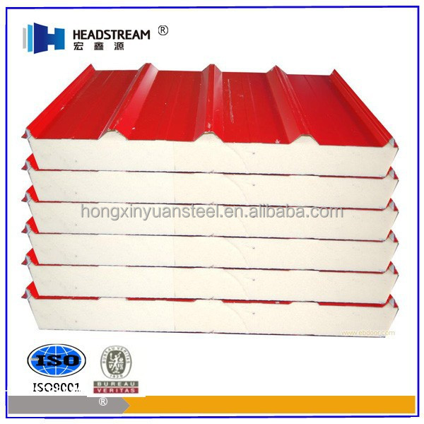 Eps Foam Roof Panels : Eps sandwich panel for roof styrofoam panels