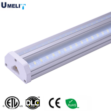 2017 new arrival aluminum housing internal driver T5 t8 LED tube