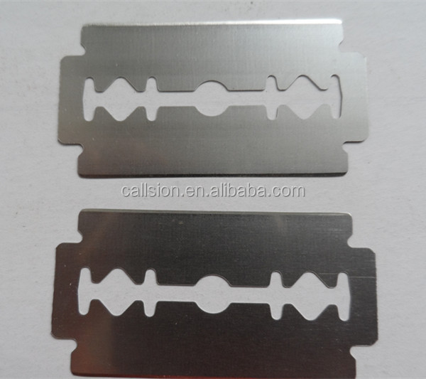 hair cutting brand name razor blades
