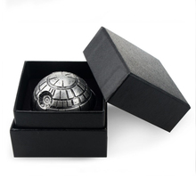 Wholesale Death Star Design Grinder Spice Tobacco Weed Herb Grinder