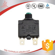 Low Voltage Compressor Thermal Overload Protector