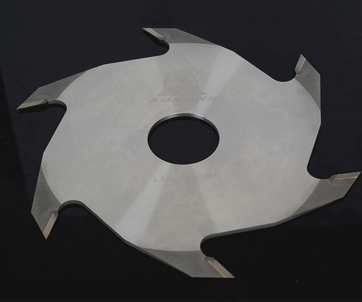 250x3.8x50x6z finger joint cutter for high precision machine