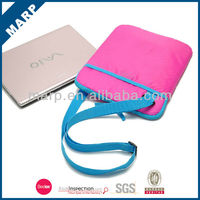 Cheap waterproof polyester neoprene laptop sleeve wholesale