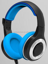 portable headset and Stereo Headset with microphone for PC .and USB /LED heaset