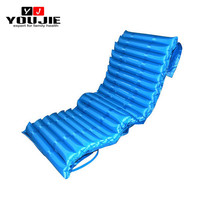Waving Anti Bedsore Inflatable Washable Mattress Massage Bed Cushion