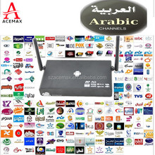 Android quad core arabic internet tv box