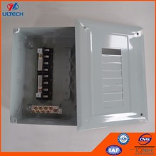 GPD8F 8 Way Metal Electrical Control Panel Box