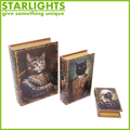 Reasonable price book shape paper gift box