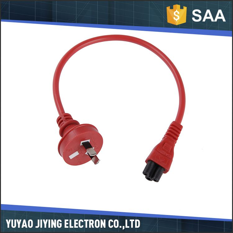 New design excellent quality outdoor power cord and socket
