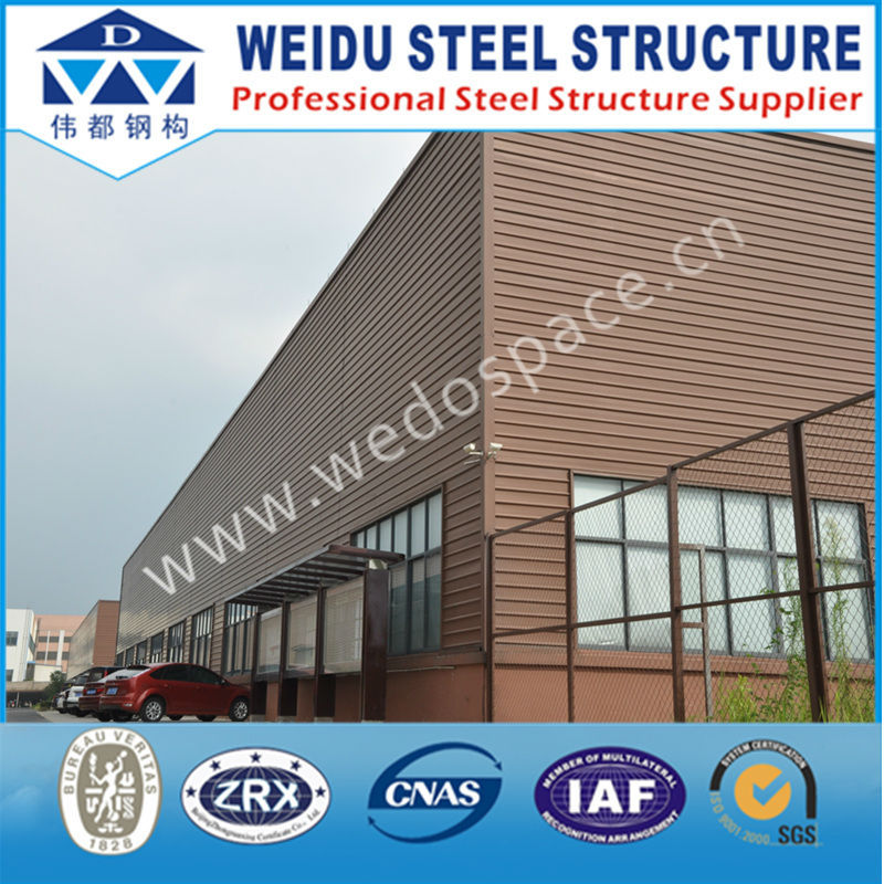 China prefabricated modular house steel structure building