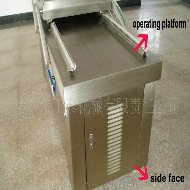 Can Pack Heavy Duty Vacuum Packing Machine User's Technical Staff Through Training Can Operate Proficiently