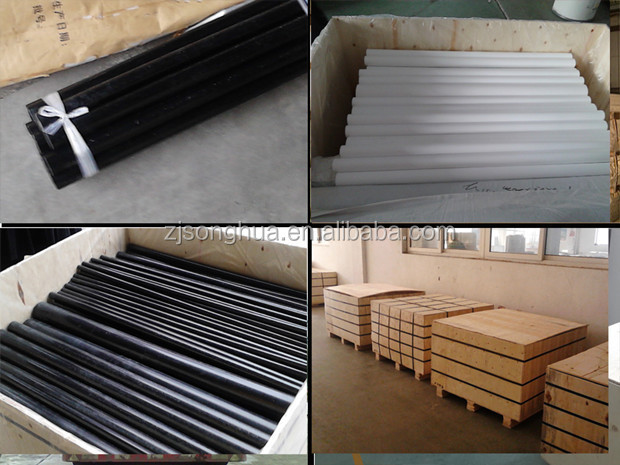 PTFE recycle rod
