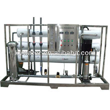 high efficient 6000L/H drinking water treatment plant for industry reverse osmosis system
