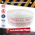Winner Patten twill wearable polyester PU PVC ined Fire Resistance Hose