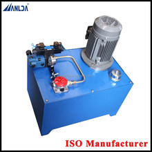 high quality hydraulic station type single acting 220V hydraulic power pack for sale