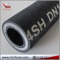 high pressure hydraulic rubber hose EN856 4SH 4SP