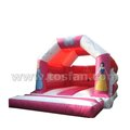 inflatable supplier inflatable bouncy jumping house A1091