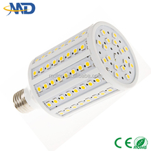 20w wholesale e27 dimmable/no diammable 90-277V/12V led corn light/bulb shenzhen supplier 3 years warranty