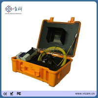 Durable borescope pipe inspection camera, borescope camera drain inspection