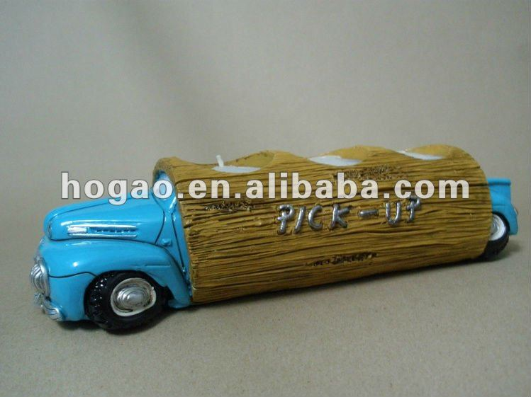 Resin Scale Model Car For Home Decoration