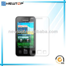 Cell phone accessory wholesale anti-fingerprint screen cover for Samsung I6712