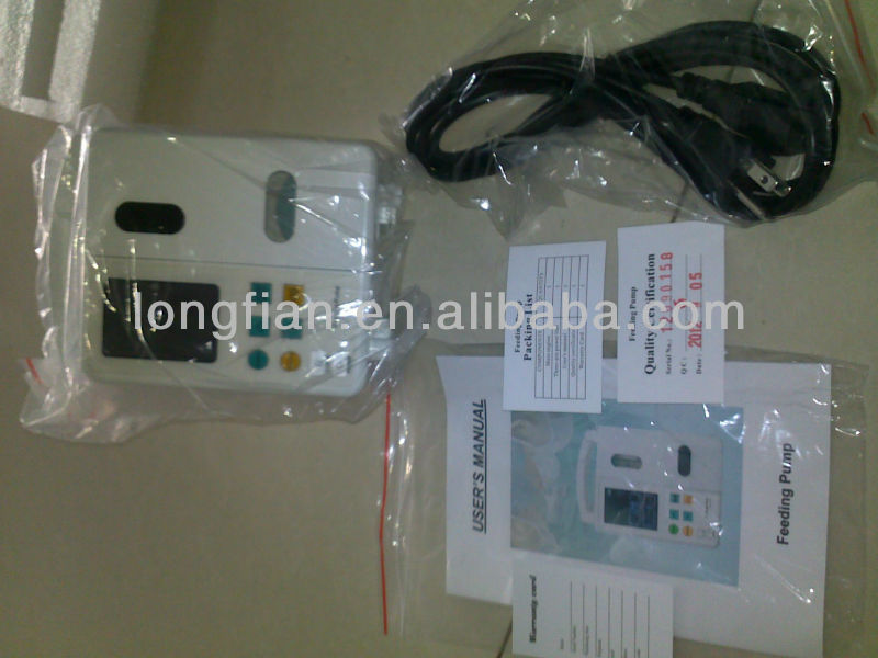 Enteral Feeding Pump JAF-301 used for medical