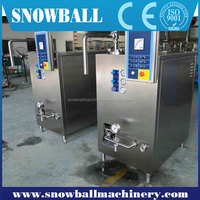 10% discount hot sale continuous icecream freezer machine