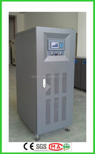 400KVA digital ac frequency converter with LCD, AC-AC frequency converter with IGBT