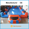 Factory Outlet Inflatable Rectangular Water Pool With Platform For Water Ball