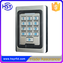 standalone Access Control card reader with door access control wiegand