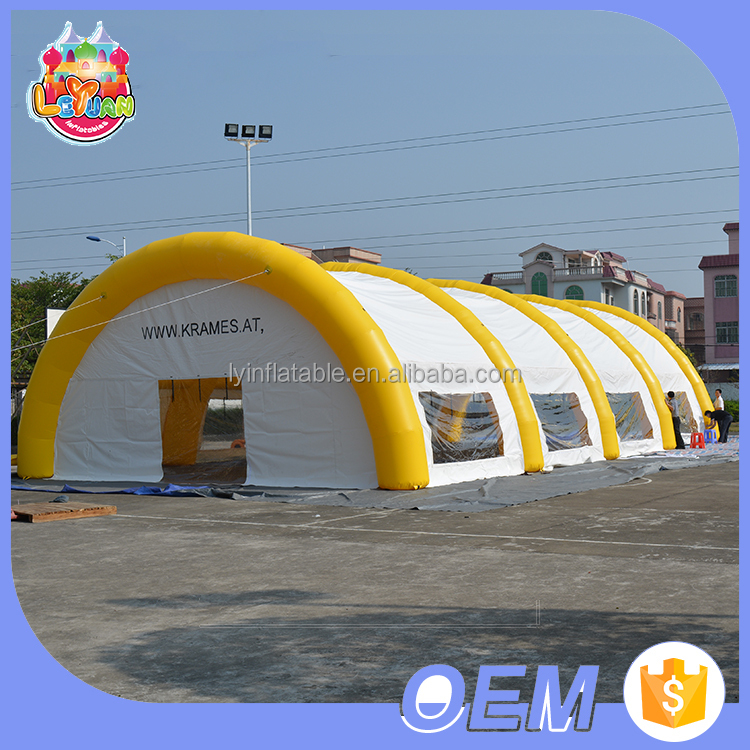 Wholesale Price Quality-Assured Customized Outdoor Activity Sports Arena Inflatable Tennis Court Lawn Tent