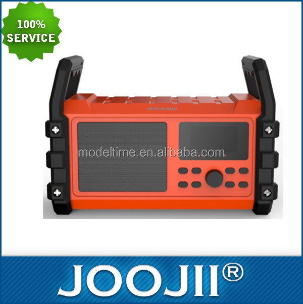 Best selling new product jobsite outdoor speaker with USB charging