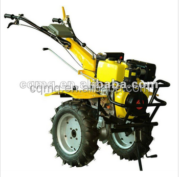 MeiQi 9hp 10hp 12hp186F diesel engine power tiller with two air filters
