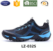 New 2016 Sport mesh Outdoor breathable Waterproof footwear Hiking fishing Man Mountain Climbing Boots low high quality shoes