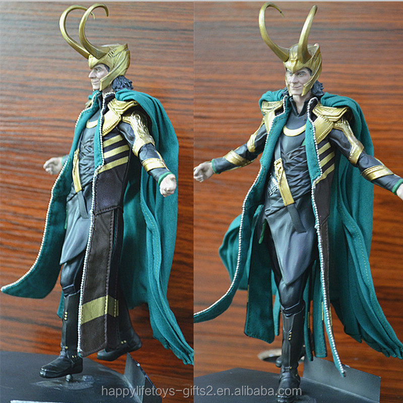 wholesale custom designed anime resin action figure