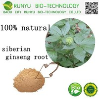 Favorites Best Selling Medical Drug Use Siberian Ginseng Root Ginseng Extract