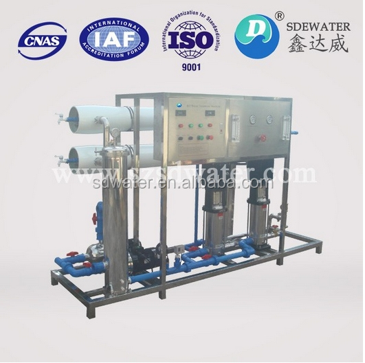 Factory cost price Industrial RO Drinking water treatment plant
