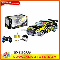 4WD High speed rc drift racing toys car with lights