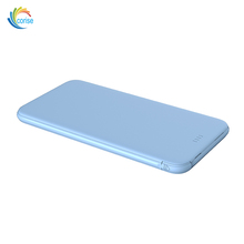 2018 Super Slim Power Bank 5000 mAh For All Smart Mobile Phone