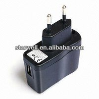 US,EU,AU,UK plug avaliable,ac phone charger 5V 500mA