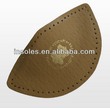 Full length comfort EVA molded custom leather padded antistatic insoles for shoes