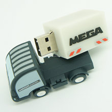 truck shape usb flash disk,truck usb flash drive,truck usb drive