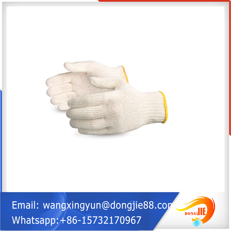 cheap white cotton hand gloves