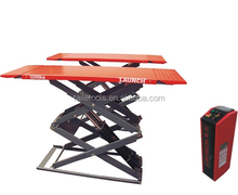 TLT632AF Ultra-thin Small Scissor Vehicle Lift Used for Car Lifting Machine