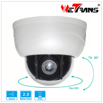Low Cost 2.5'' Onvif Full HD 1080P IPPTZ910-2.0MP 3X Zoom 2.8-8mm Middle Speed Smart Mini PTZ Camera