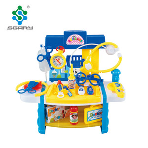 Doctor Toys Pretend Play Toys Doctor Play Set Educational Pretend Nurse Role Medical Kit Roleplay Toy Set