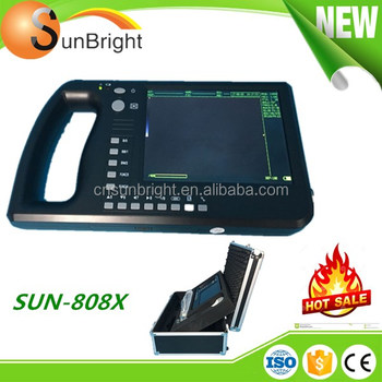 CE approved professional ultrasound machine SUN-808X